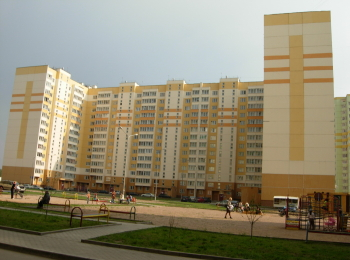 Новостройка ЖК Балашиха-парк